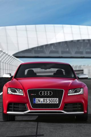 wallpaper iPhone Audi RS5