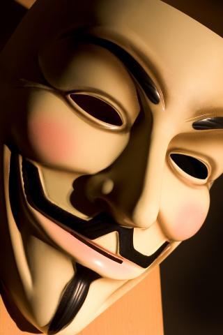 wallpaper iPhone V For Vendetta