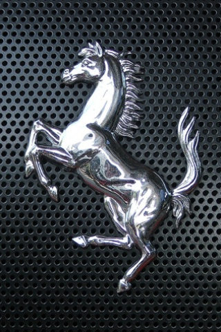 wallpaper iPhone Prancing Horse
