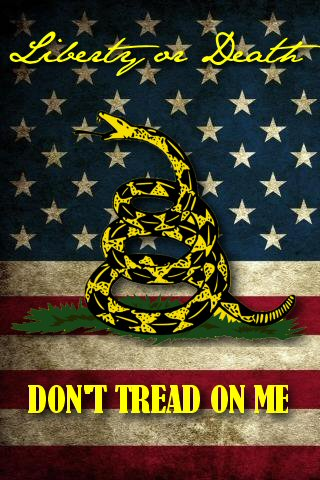 Dont Tread On Me Wallpaper Iphone