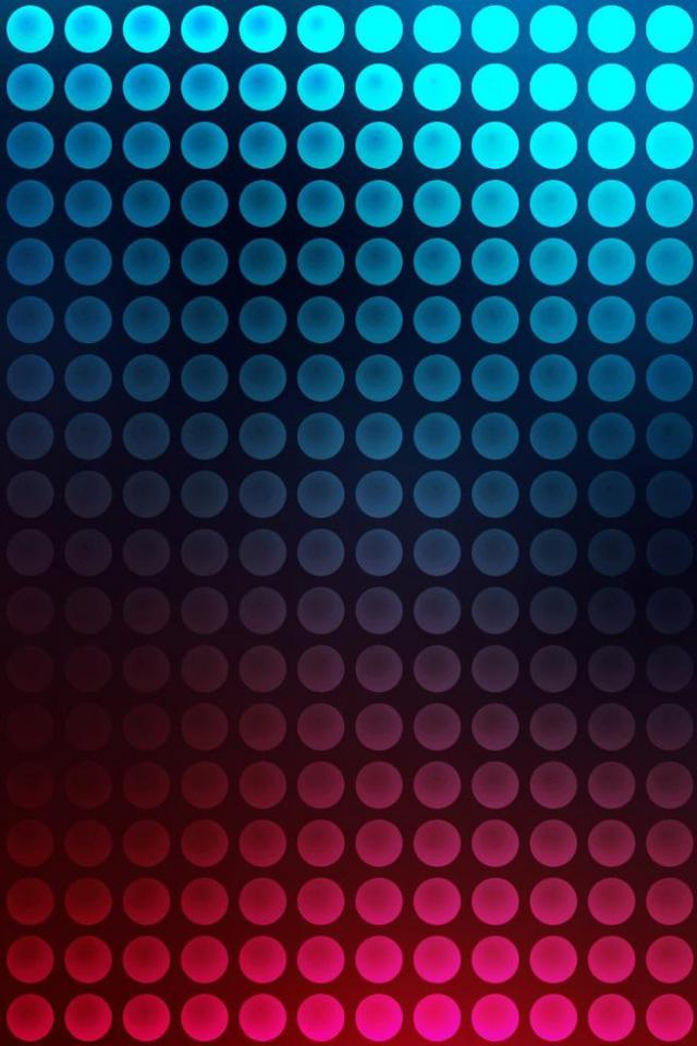 wallpaper iPhone Dots