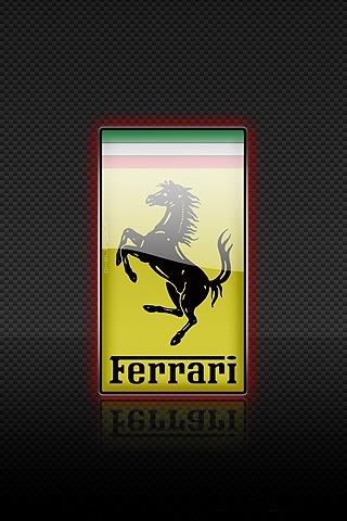 Ferrari Logo Wallpaper For Iphone Ferrari Wallpapers Logo Ferrari