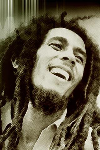 wallpaper iPhone Bob Marley