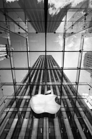 wallpaper iPhone Big Apple