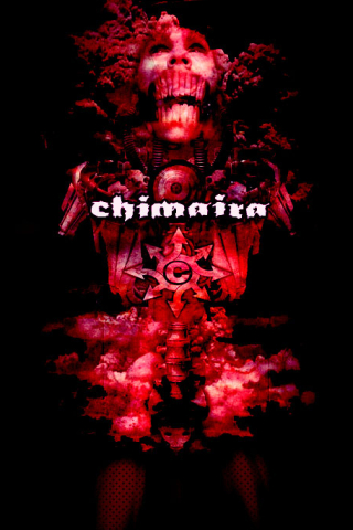 wallpaper iPhone Chimaira