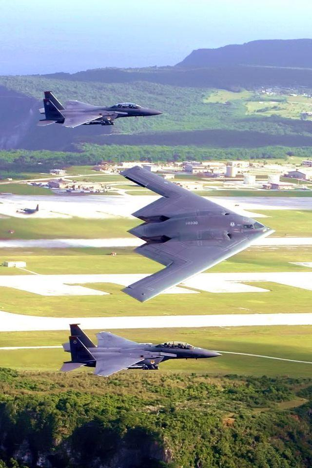 wallpaper iPhone Spirit & Strike Eagles