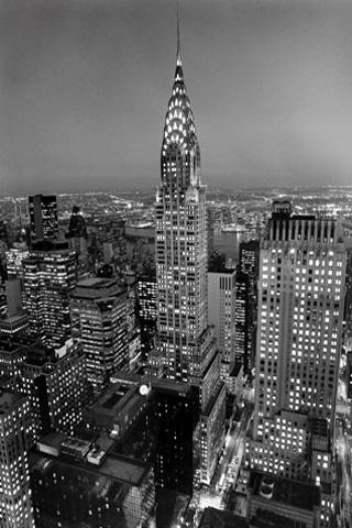 wallpaper iPhone Chrysler Building