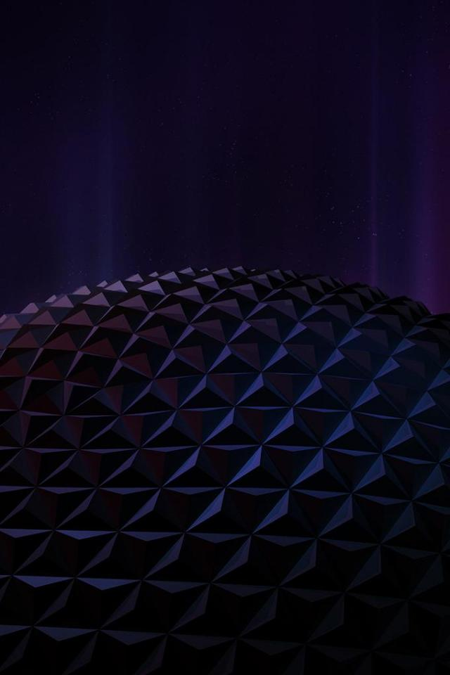 wallpaper iPhone Spaceship Earth