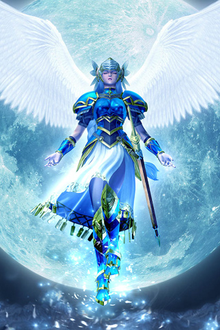 wallpaper iPhone Valkyrie Profile