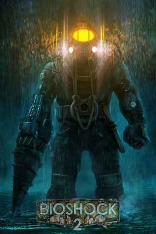 wallpaper iPhone Bioshock 2