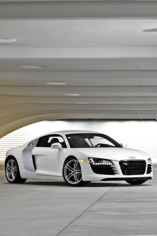 wallpaper iPhone Audi R8