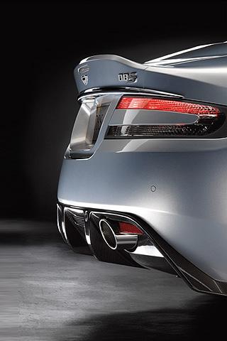 wallpaper iPhone Aston Martin DBS