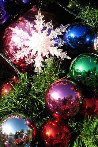 wallpaper iPhone Ornaments