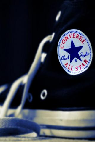 wallpaper iPhone Converse All-Star