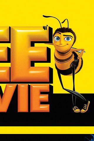 wallpaper iPhone bee movie iphone