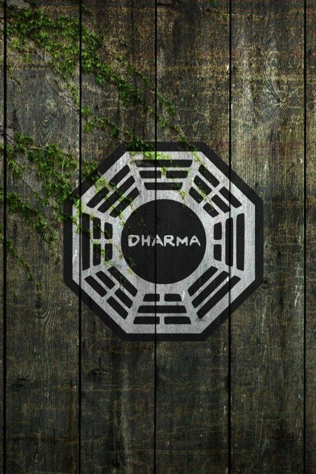 wallpaper iPhone Dharma Initiative
