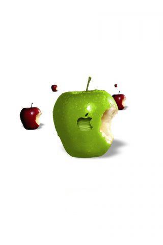 wallpaper iPhone Apples