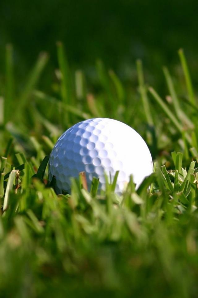 wallpaper iPhone Golf Ball