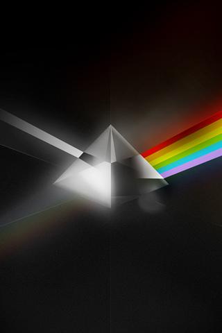wallpaper iPhone Prism