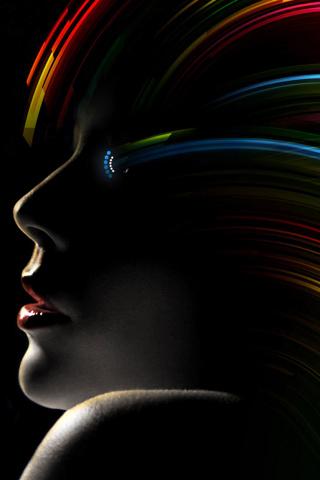 wallpaper iPhone Color Profile