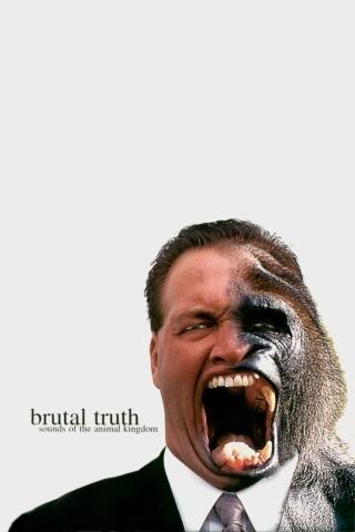 wallpaper iPhone Brutal Truth