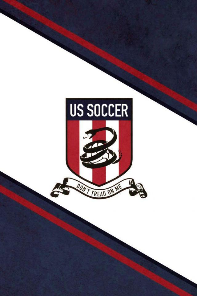 wallpaper iPhone US Soccer