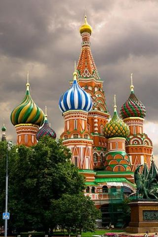 wallpaper iPhone Kremlin