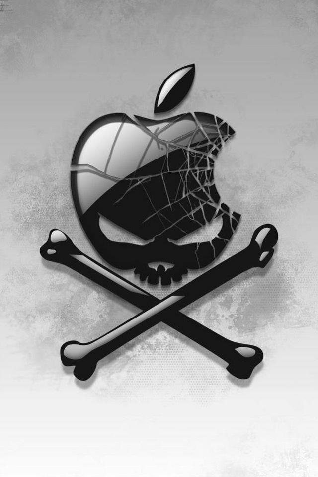 wallpaper iPhone Pirate Apple