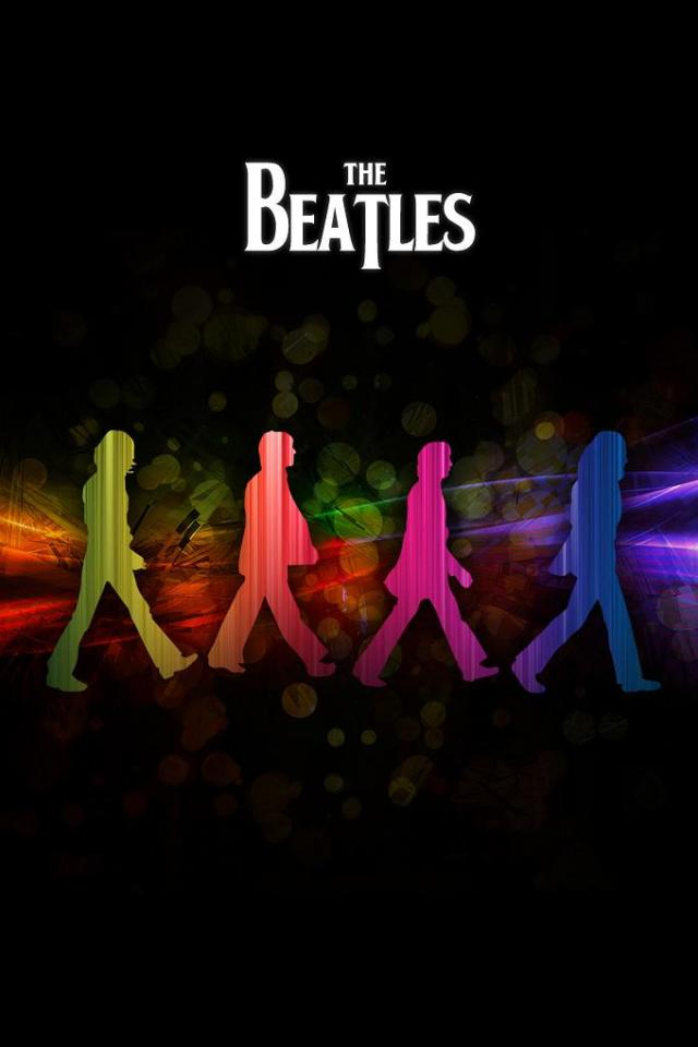 wallpaper iPhone The Beatles