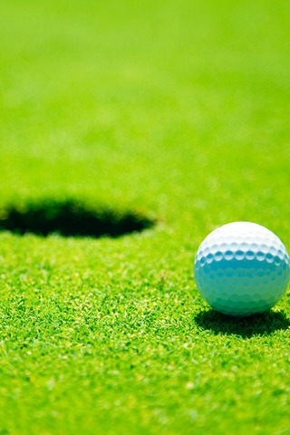 wallpaper iPhone Golf