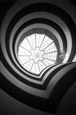 wallpaper iPhone Guggenheim Museum