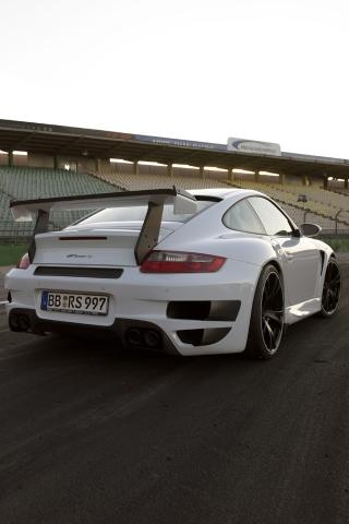 wallpaper iPhone Porsche GT3 RS