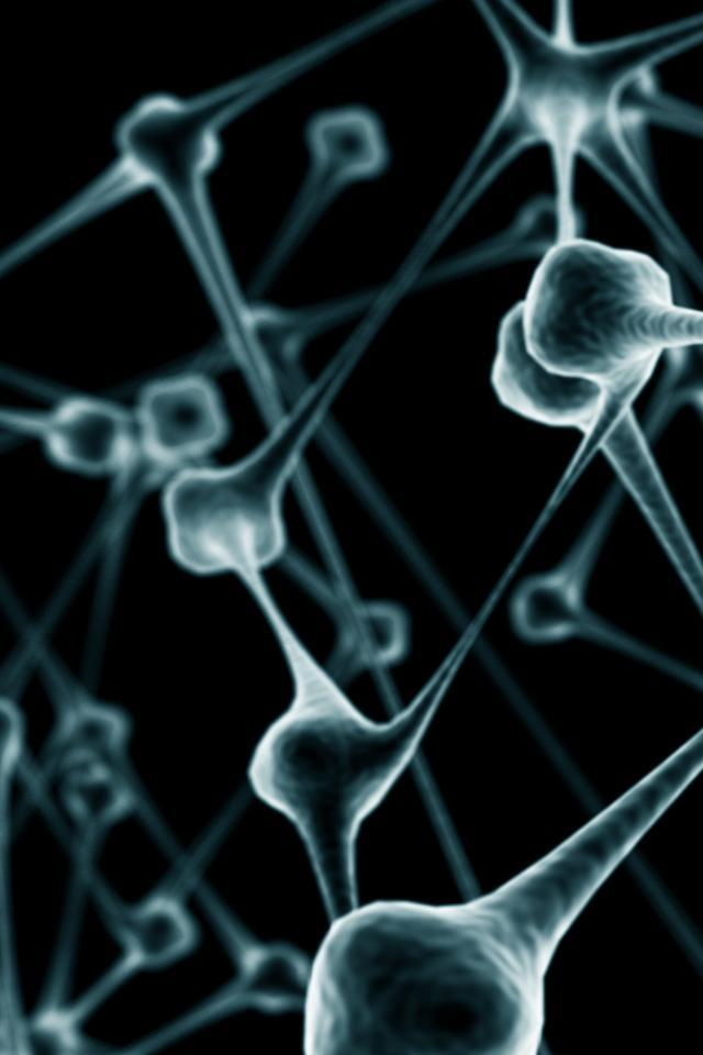 wallpaper iPhone Neurons