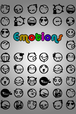 wallpaper iPhone Emotions
