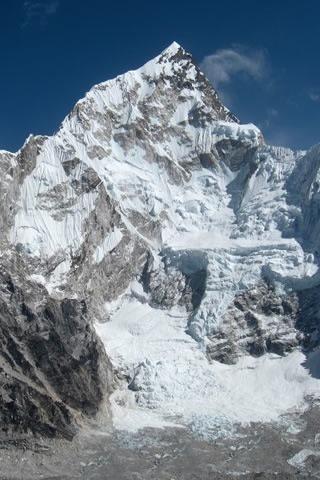 wallpaper iPhone Mount Everest