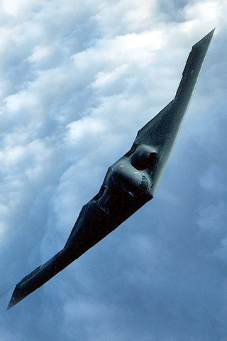 wallpaper iPhone B-2 Spirit