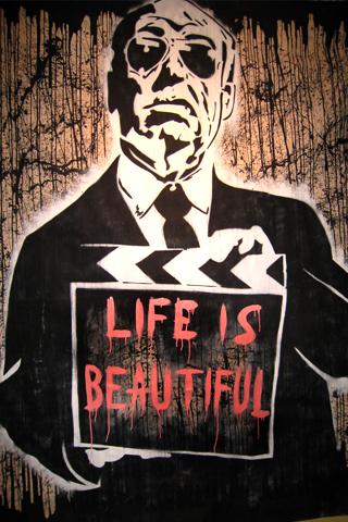 wallpaper iPhone life is beautiful