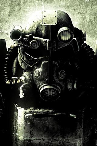 wallpaper iPhone Fallout 3