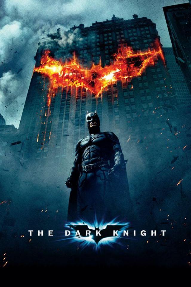 wallpaper iPhone The Dark Knight