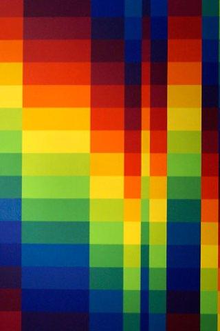 wallpaper iPhone Color Rectangles