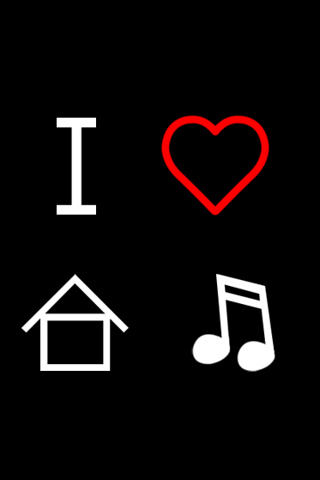 Wallpaper Iphone House Music 953