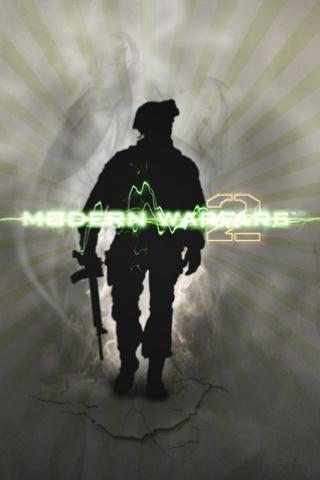 wallpaper iPhone Modern Warfare 2