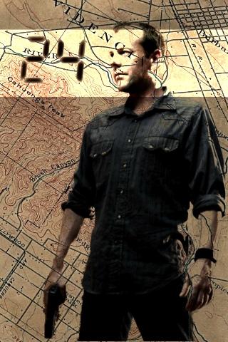 wallpaper iPhone Jack Bauer