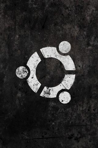 wallpaper iPhone Ubuntu