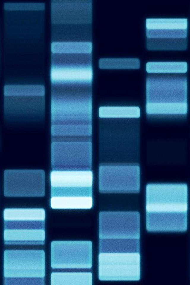 wallpaper iPhone DNA