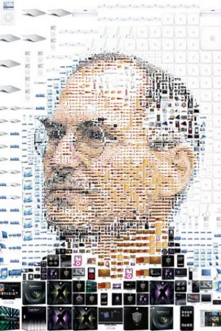 wallpaper iPhone Steve Jobs