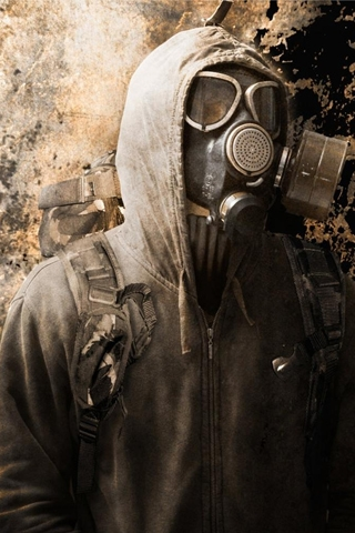 wallpaper iPhone Chemical Warfare