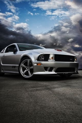 wallpaper iPhone Mustang