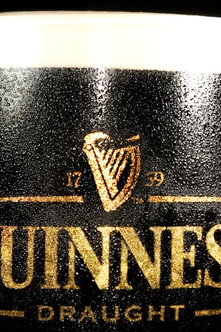 wallpaper iPhone Guinness Draught