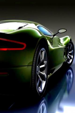 wallpaper iPhone Aston Martin